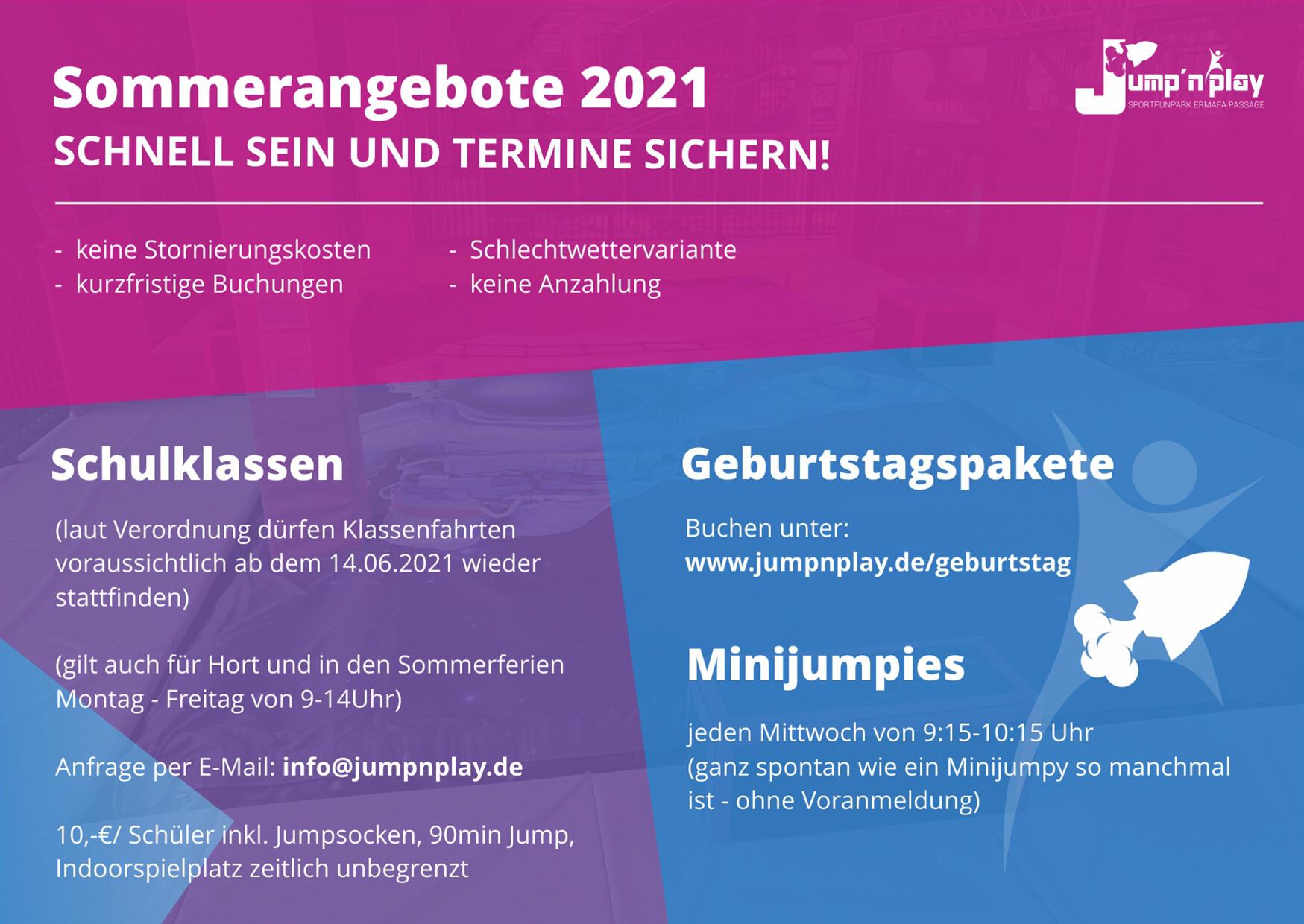 Jumpnplay_Anzeige Wiedereröffnung 2021_Angebote